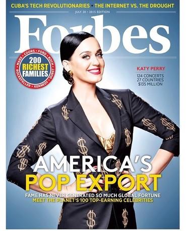 Caprichos de celebrities: Katy Perry y el convento