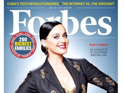 Caprichos de celebrities: Katy Perry y el convento