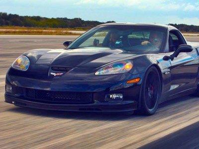 750.000 dólares por cada uno de los 75 Corvette eléctricos de récord: 336 km/h para el Genovation GXE