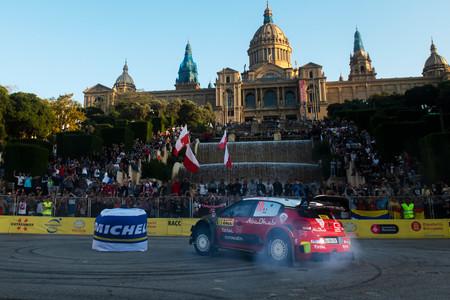 Loeb Rally Barcelona