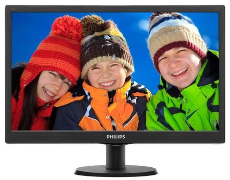 Monitor FullHD de 24 pulgadas Philips 243V5LHAB/00 por 115 euros y envío gratis