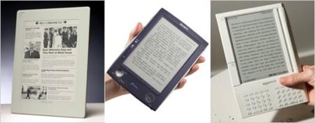 Plastic Logic presenta un lector de periódicos de tinta electrónica