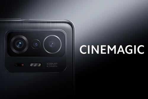 Xiaomi 11T Pro y One-Click AI Cinema: así son las nuevas opciones que convertirán tu teléfono en una cámara de cine de bolsillo