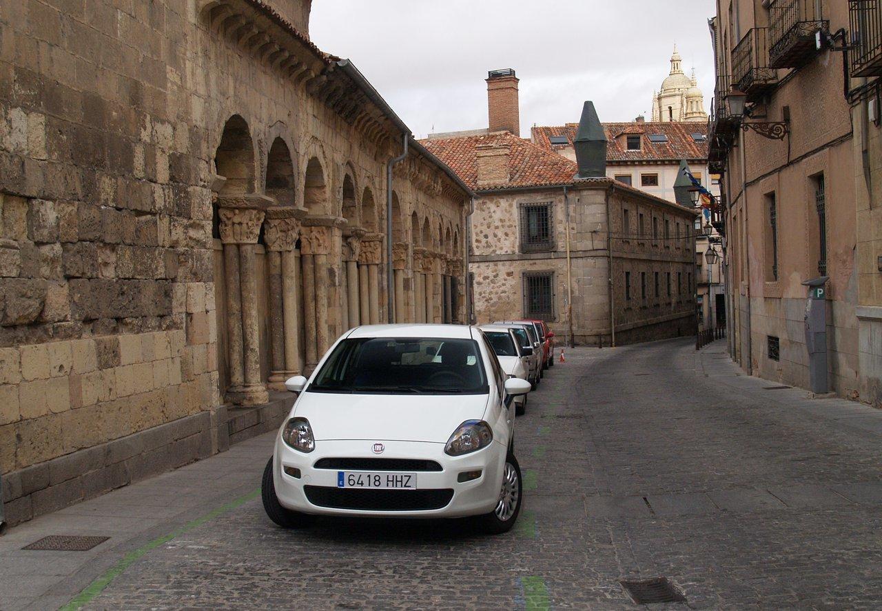 Foto de Fiat Punto GLP (prueba) (13/27)