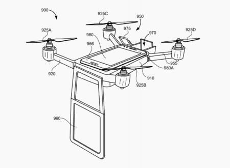 Drone Google Videoconferencias 2