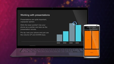 Kde Connect Presentaciones