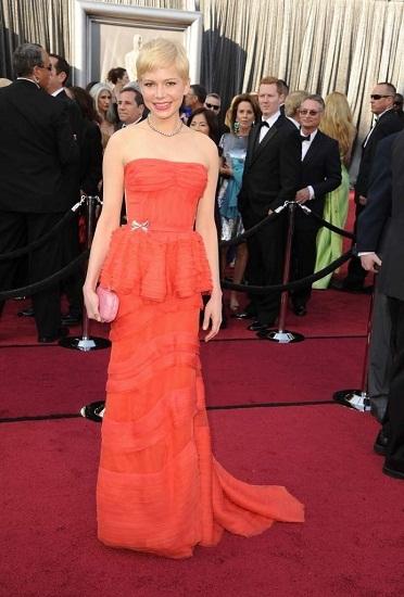 Louis Vuitton triunfó en la Alfombra Roja de los Oscar 2012