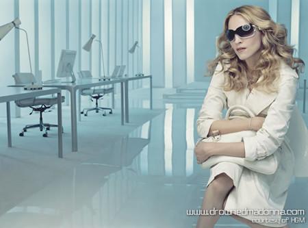 Madonna H&M b