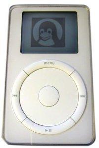 Linux en iPod