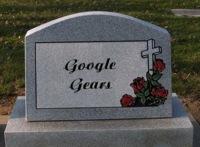 Descansa en paz, Google Gears