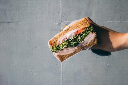 13 recetas e ideas de sándwiches para cuando no tienes tiempo. Receta fácil y rápida