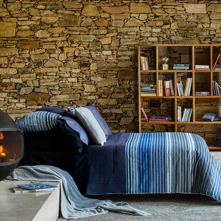 Manta decorativa en algodón y lana Expectation Home Concept