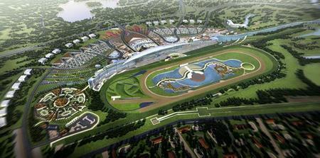 Un hipódromo: la nueva atracción de Dubai
