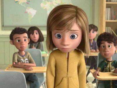 ¿Qué queda si quitas todas las Emociones de 'Del Revés' (Inside Out)? El desarmante corto sobre la vida de Riley