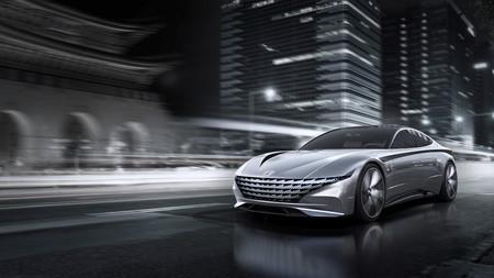 Hyundai Le Fil Rouge Concept, el parteaguas de diseño de la casa coreana