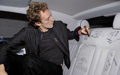Rolls Royce y la MTV contra el SIDA