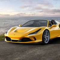 El Ferrari F8 Spider quita el techo para que puedas escuchar toda la furia de su V8 y sus 720 CV
