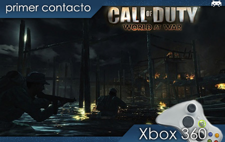 'Call of Duty: World at War': primer contacto con la beta multijugador