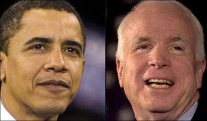 Los debates Obama-McCain se verán en España