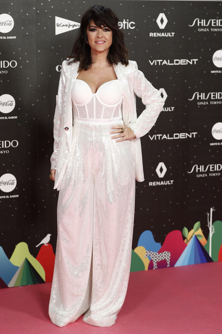 Alfombra Roja De Los 40 Principales Music Awards 11