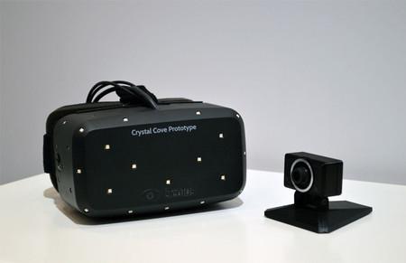 Oculus Rift tiene un nuevo prototipo y se llama Crystal Cove