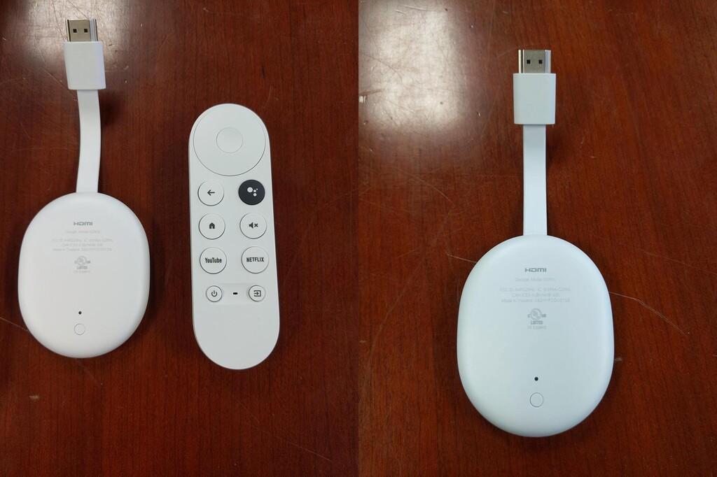 El nuevo Chromecast se filtra en imágenes con todo lujo de detalles: el lanzamiento cada vez está más cerca