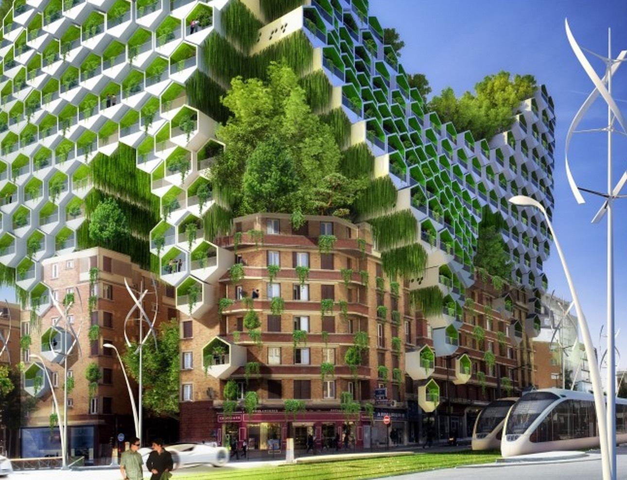 Foto de Paris Smart City 2050 (14/14)