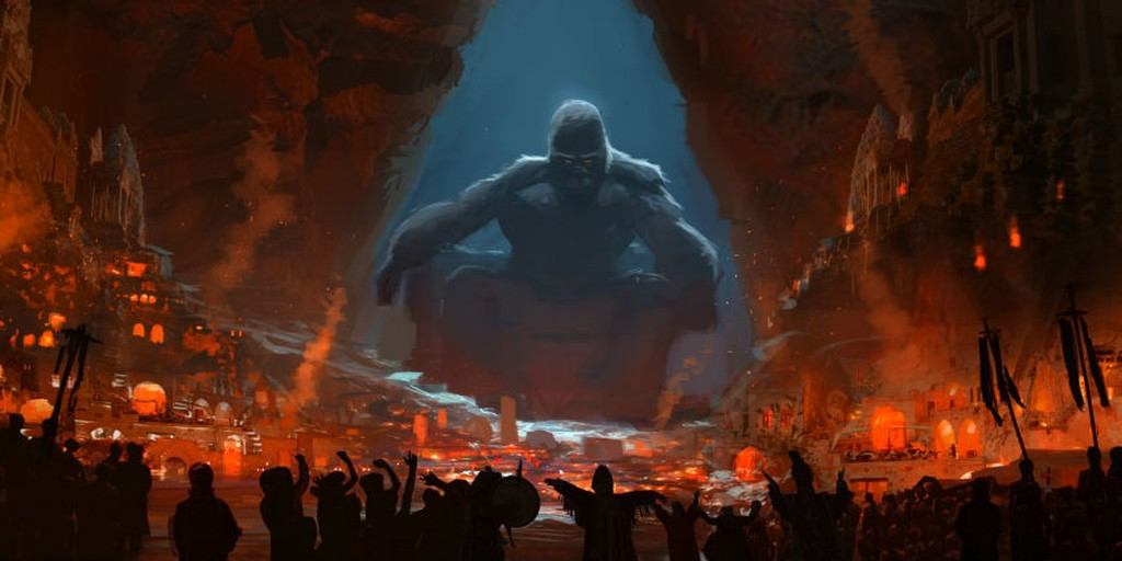 King Kong Arte Conceptual 1