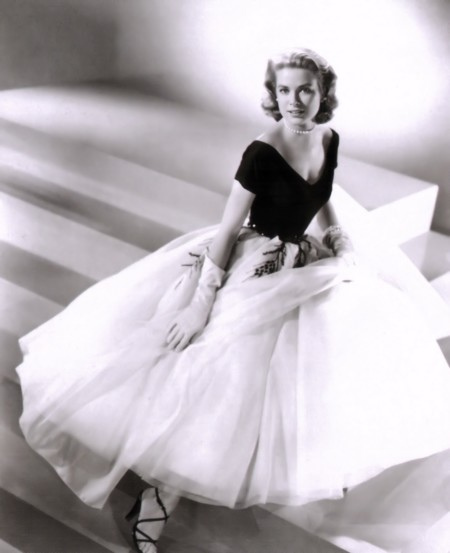 Grace Kelly de Edith Head