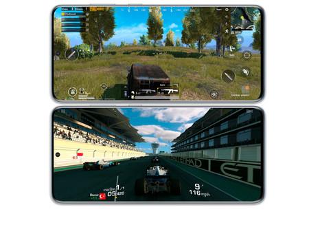 Samsung Galaxy S20plus 02 Interfaz Horizontal