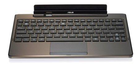 Eee Pad transformer y su teclado