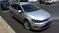Volkswagen está probando el Golf GTE Variant