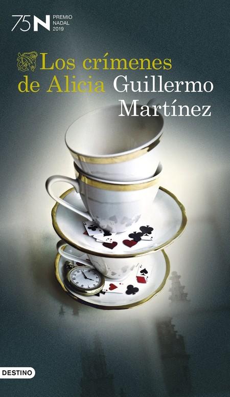Portada Los Crimenes De Alicia Guillermo Martinez
