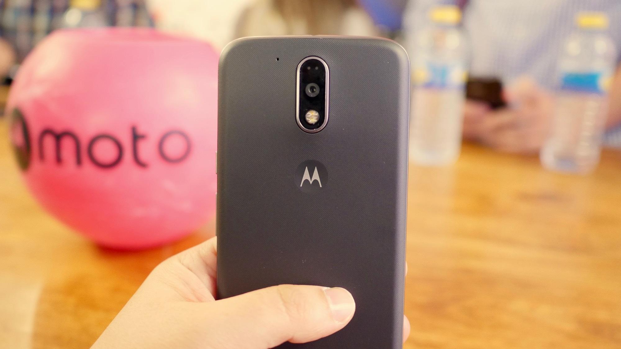 Foto de Motorola Moto G (4ª gen) y Moto G Plus (8/14)