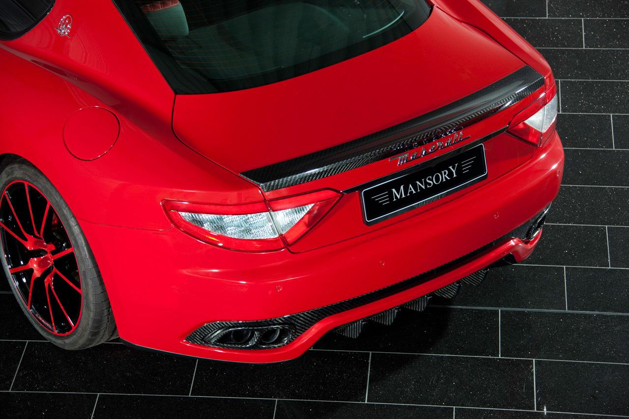 Foto de Mansoty Maserati GranTurismo (16/22)