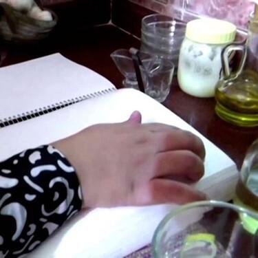 Lanzan recetario en braille para ayudar a chefs con discapacidad visual