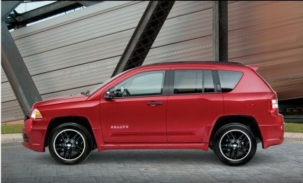 Accesorios Mopar para el Jeep Compass, Rally Package