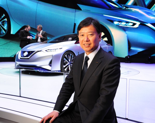 ¿Empresas de tecnología haciendo coches ellas solas? No creo que funcione, Takao Asami de Nissan