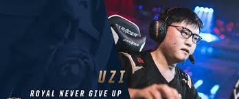 Uzi se retira de forma temporal del League of Legends competitivo
