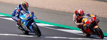 Álex Rins: el matagigantes azul que amenaza a las leyendas de MotoGP