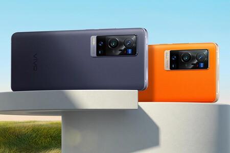 Vivo X60t Pro+: un gama alta con Snapdragon 888 y cámara cuádruple de 50 megapíxeles firmada por Zeiss