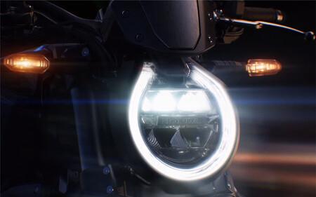La nueva Honda CB1000R se desvelará en noviembre, pero este teaser ya ofrece detalles de su naked más potente