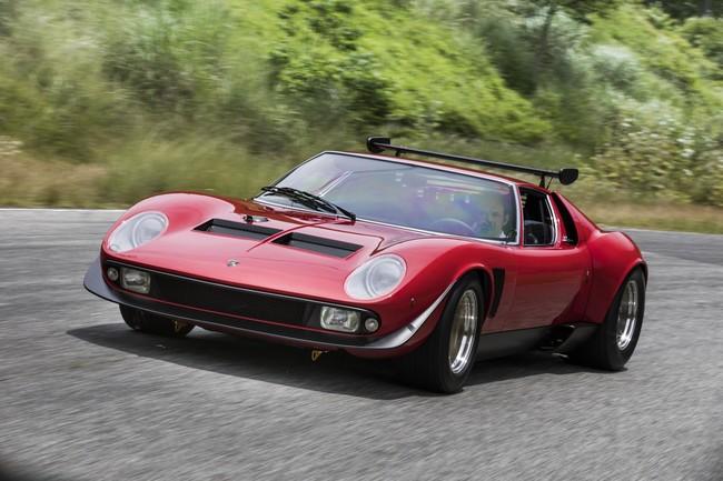 Galería de imágenes: El Lamborghini Miura SVR 1968 que te hará cosquillas en los lugares correctos