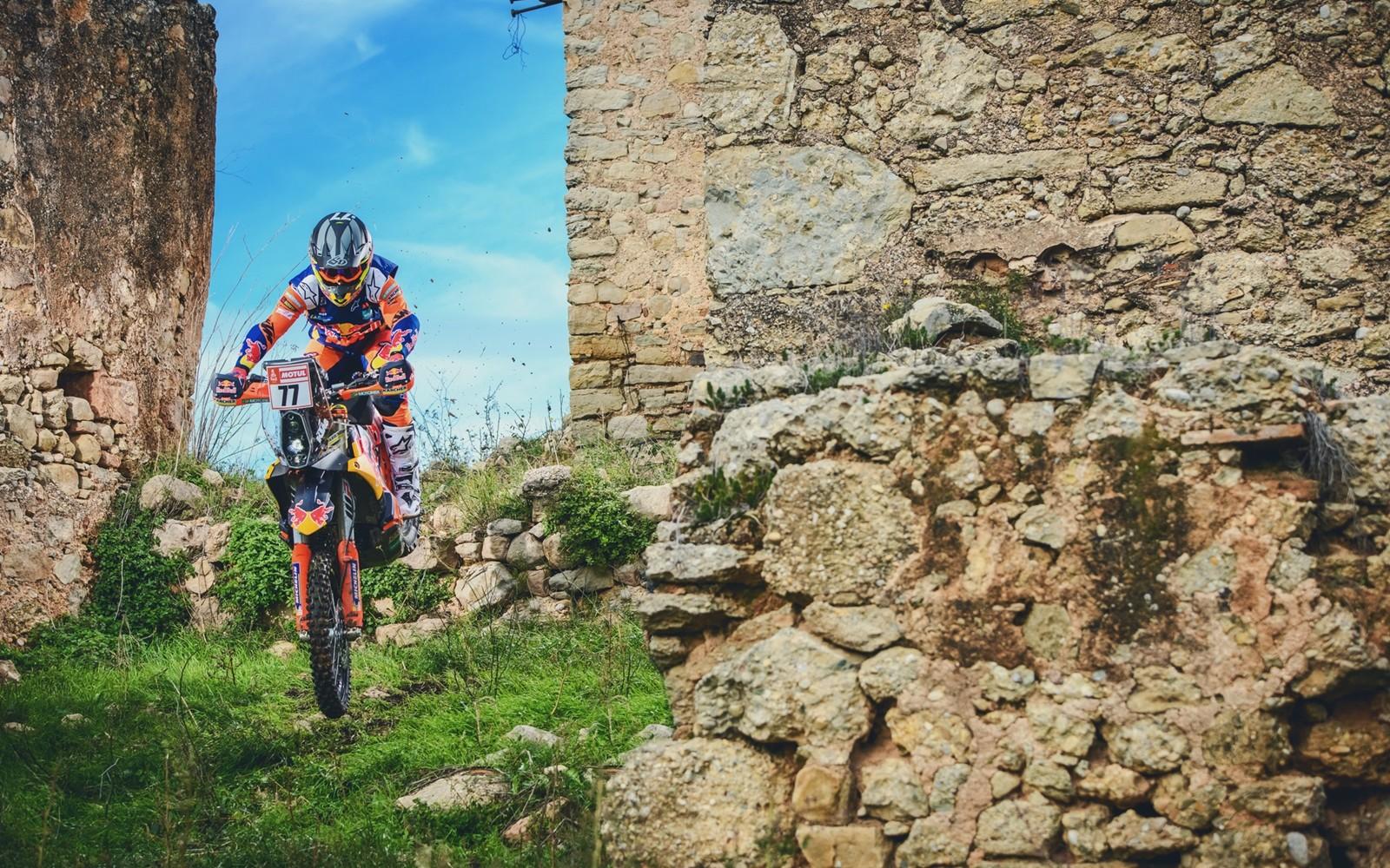 Foto de KTM 450 Rally Dakar 2019 (12/116)