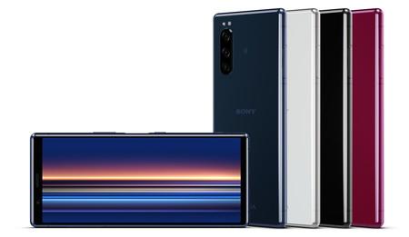 Sony Xperia 5: la tecnología de las cámaras Sony Alpha se traslada a un móvil con pantalla ultrapanorámica