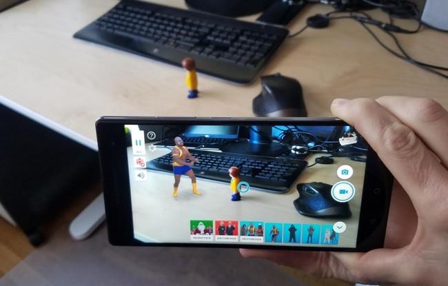 Lenovo Phab 2 Pro, análisis: la realidad aumentada también necesita una 'killer app'