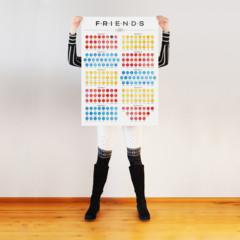 Foto 7 de 7 de la galería poster-de-friends en Trendencias Lifestyle