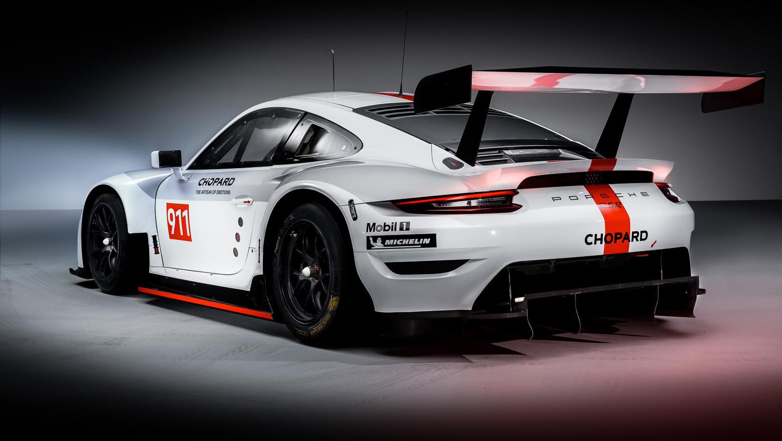 Foto de Porsche 911 RSR GTE 2019 (21/41)