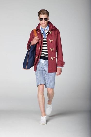 Hackett London, lookbook de Primavera-Verano 2012: lo elegante a veces empalaga