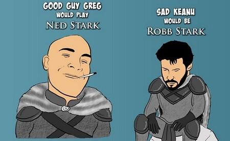Los personajes de 'Juego de Tronos' convertidos en memes de Internet, la imagen de la semana